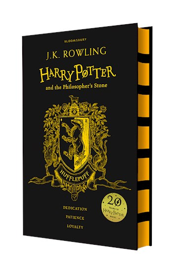 Papel Harry Potter And The Philosopher'S Stone - Hufflepuff