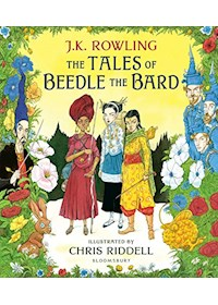 Papel Tales Of Beedle The Bard,The - **Illustrated Ed** *Oct 2018*
