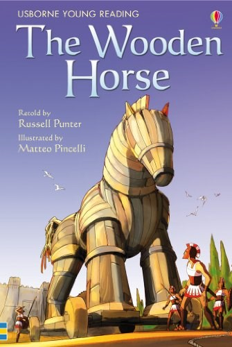 Papel Wooden Horse, The