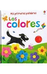 Papel COLORES, LOS - MIS PRIMERAS PALABRAS