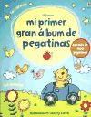 Papel Mi Primer Gran Album De Pegatinas