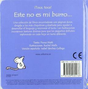 Papel Este No Es Mi Burro...