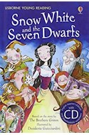 Papel SNOW WHITE AND THE SEVEN DWARFS (USBORNE YOUNG READING) (SERIES ONE) (CARTONE)