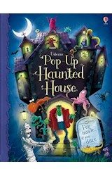 Papel Pop-Up Haunted House