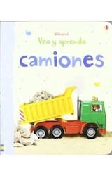 Papel CAMIONES - VEO Y APRENDO