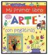 Papel Mi Primer Libro De Arte Con Pegatinas