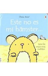 Papel ESTE NO ES MI HAMSTER... - TOCA, TOCA