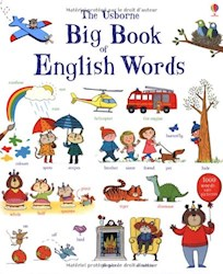 Papel The Usborne Big Book Of English Words