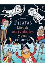 Papel PIRATAS LIBRO DE ACTIVIDADES Y PARA COLOREAR