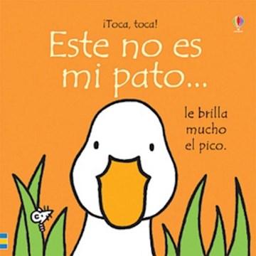 Papel Este No Es Mi Pato...