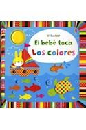 Papel Los Colores. El Bebe Toca