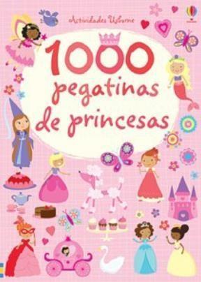 Papel 1000 Pegatinas De Princesas
