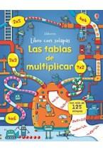 Papel TABLAS DE MULTIPLICAR, LAS - LIBRO CON SOLAPAS