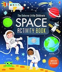 Papel The Usborne Little Children'S Space Activity Book