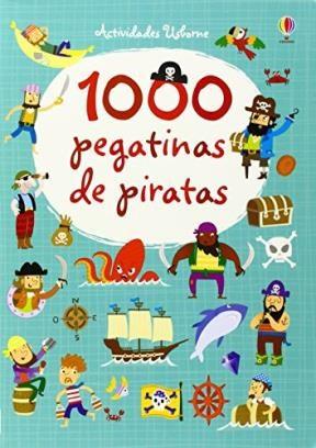 Papel 1000 Pegatinas De Piratas