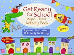 Papel Get Ready For School: Wipe-Clean Activity Pack