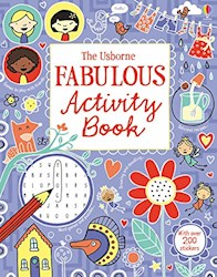 Papel The Usborne Fabulous Activity Book