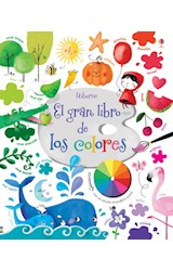 Papel EL GRAN LIBRO DE LOS COLORES