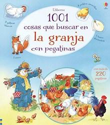 Papel 1001 Cosas Que Buscar En La Granja Con Pegatinas