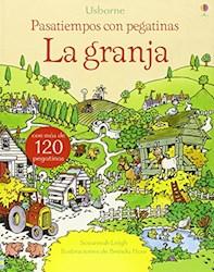 Papel Granja, La - Pasatiempos Con Pegatinas