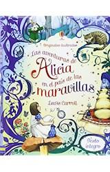 Papel LAS AVENTURAS DE ALICIA EN EL PAIS DE LAS MARAVILLAS