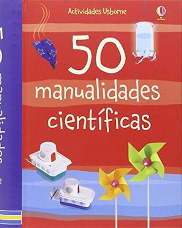 Papel 50 Manualidades Cientificas