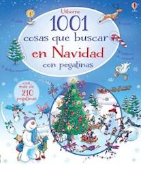 Papel 1001 Cosas Que Buscar En Navidad Con Pegatinas