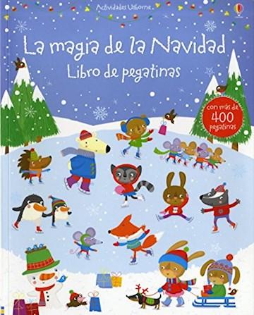 Papel La Magia De La Navidad (Pegatinas)