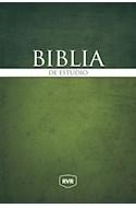 Papel SANTA BIBLIA DE ESTUDIO REINA VALERA REVISADA (CARTONE)