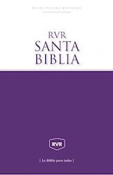 Libro Santa Biblia - Reina Valera Revisada