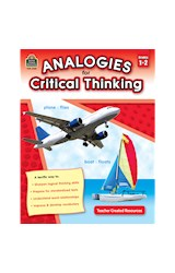 Papel Analogies for Critical Thinking (Grades 1-2)