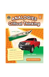 Papel Analogies for Critical Thinking (Grade 5)