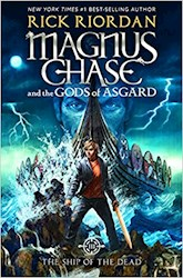 Papel Magnus Chase And The Gods Of Asgard #3 - The Ship Of The Dead