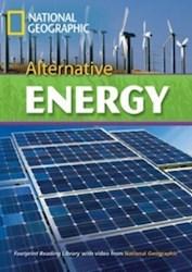 Papel Alternative Energy British English Footprint