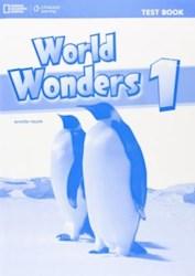 Papel World Wonders 1 Test Book