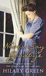 Libro Never Say Goodbye