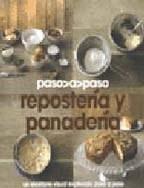 Libro Reposteria Y Panaderia  Paso A Paso