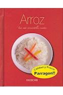 Papel ARROZ LAS MAS IRRESISTIBLES RECETAS (CARTONE BOLSILLO)