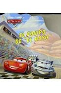 Papel EQUIPO DE EL RAYO (DISNEY PIXAR CARS) (HOJAS CARTONE)