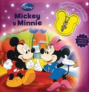 Papel Disney - Mickey & Minnie - Con Colgante