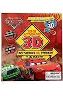 Papel SET DE ACTIVIDADES 3D (DISNEY PIXAR CARS 2) (INCLUYE LENTES 3D) (CARTONE)