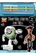 Papel TOY STORY DIVERTIDA PIZARRA CON TIZAS DIBUJA COLOREA ES  CRIBE Y CUENTA (CARTONE)