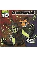 Papel BEN 10 EL INVENTOR LOCO (CARTONE)