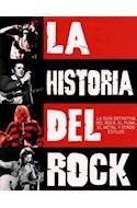 Papel HISTORIA DEL ROCK LA GUIA DEFINITIVA DEL ROCK EL PUNK EL  METAL Y OTROS ESTILOS (BOLSILLO)