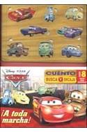 Papel CARS A TODA MARCHA (CUENTO BUSCA Y ENCAJA CON 8 PIEZAS  PARA ENSAMBLAR) (CARTONE)