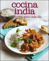 Papel Cocina India 100 Recetas Para Cada Dia