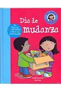 Papel DIA DE MUDANZA (UN LIBRO CON 50 STICKERS Y MAS DE 20 AC  TIVIDADES) (PRIMERAS EXPERIENCIAS)