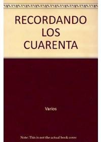 Papel Recordando Los Cuarenta . Momentos Clave De La Decada De 1940 En Dvd