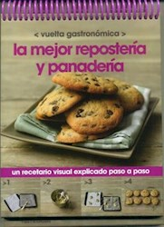 Libro Vuelta Gastronomica - La Mejor Reposteria Y Panaderia