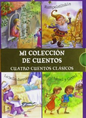 Papel Mi Colección De Cuentos - Cuatro Cuentos Clásicos